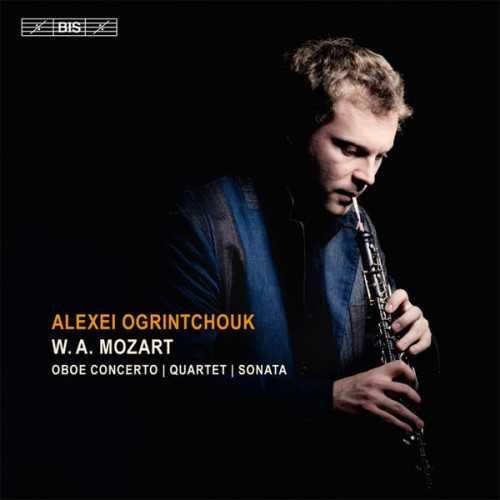 Ogrintchouk: W.A. Mozart - Oboe Concerto, Quartet, Sonata (24/96 FLAC)