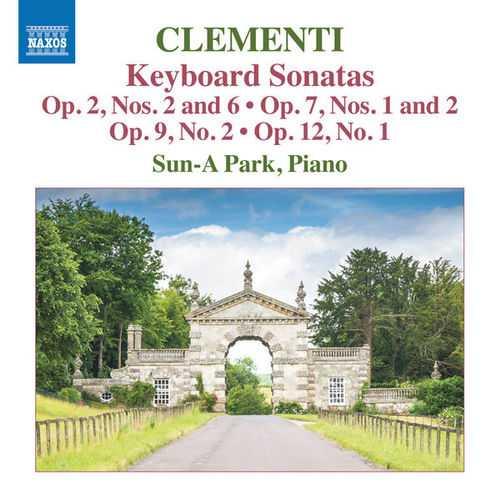 Park: Clementi - Keyboard Sonatas (24/96 FLAC)
