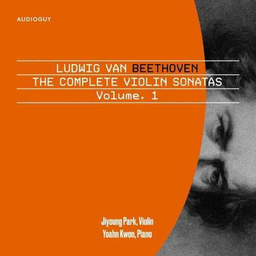 Park, Kwon: Beethoven - The Complete Violin Sonatas, vol.1 (24/176 FLAC)