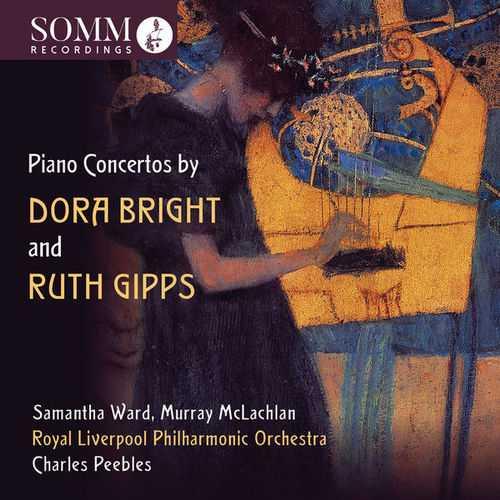 Piano Concertos by Dora Bright and Ruth Gipps (24/96 FLAC)
