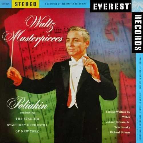 Poliakin: Waltz Masterpieces (24/192 FLAC)