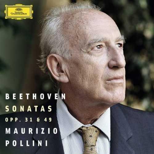 Pollini: Beethoven Sonatas op. 31, 49 (24/96 FLAC)