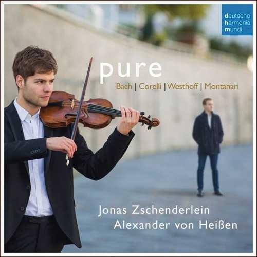 Pure: Bach, Corelli, Westhoff, Montanari (24/96 FLAC)