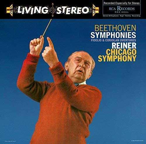 Reiner: Beethoven - Symphonies, Fidelio & Coriolan Overtures (SACD)