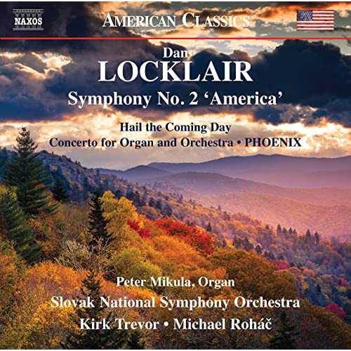 Roháč: Locklair - Symphony No. 2 'America' (24/96 FLAC)