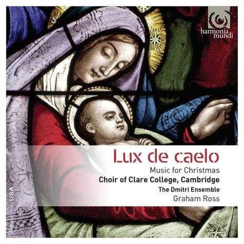 Ross: Lux de caelo. Music for Christmas (24/96 FLAC)
