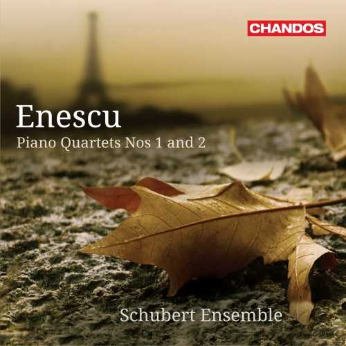 Schubert Ensemble: Enescu - Piano Quartets no.1, 2 (24/96 FLAC)