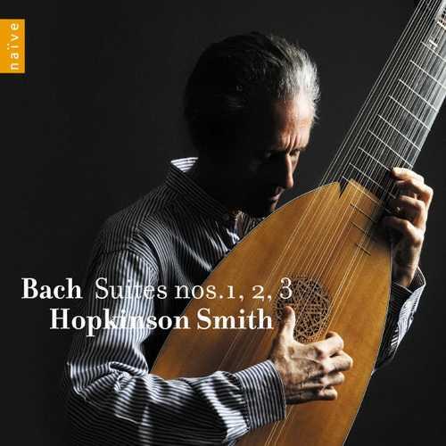 Smith: Bach - Suites no.1, 2, 3 (24/96 FLAC)