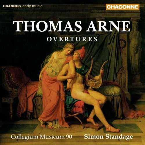 Standage: Arne - Overtures (24/96 FLAC)