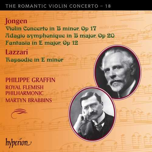 The Romantic Violin Concerto vol.18 (24/96 FLAC)