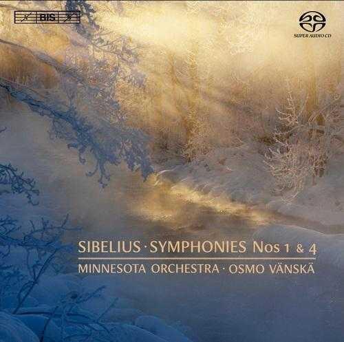 Vänskä: Sibelius - Symphonies no.1, 4 (24/96 FLAC)