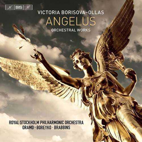 Victoria Borisova-Ollas - Orchestral Works (24/96 FLAC)