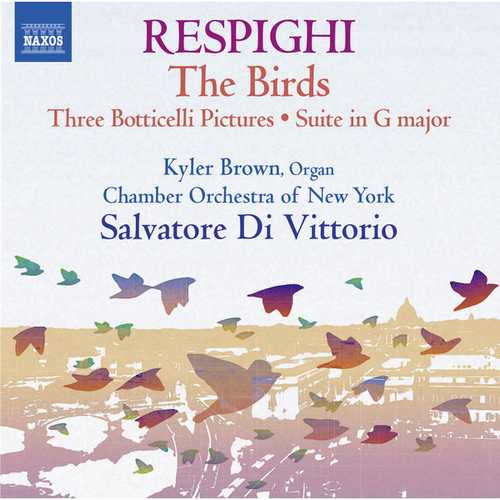 Di Vittorio: Respighi - The Birds (24/96 FLAC)