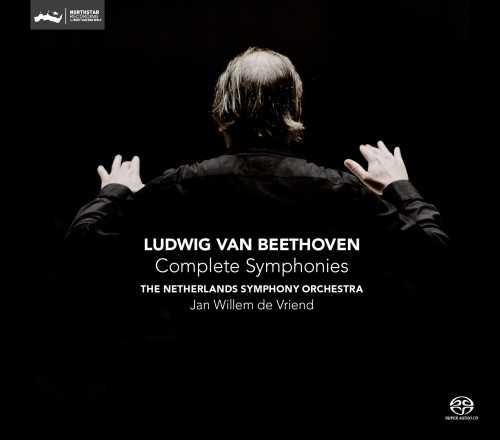 Vriend: Beethoven – Complete Symphonies (SACD)