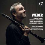 Widman: Weber - Clarinet Quintet, Concertino for Clarinet, Grand Duo Concertant, Der Freischütz Overture (24/96 FLAC)