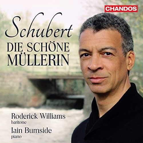 Williams, Burnside: Schubert - Die schone Mullerin (24/96 FLAC)