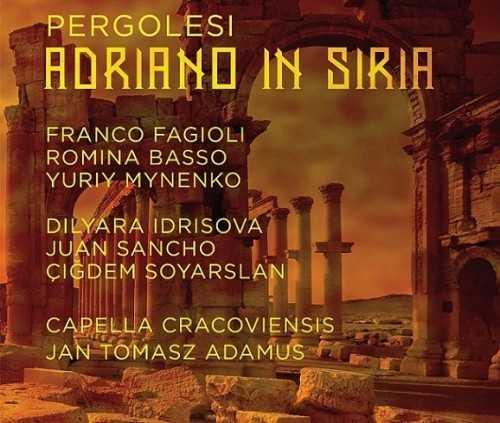 Adamus: Pergolesi - Adriano in Siria (FLAC)