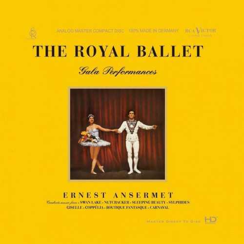 Ansermet: The Royal Ballet Gala Performances (SACD)