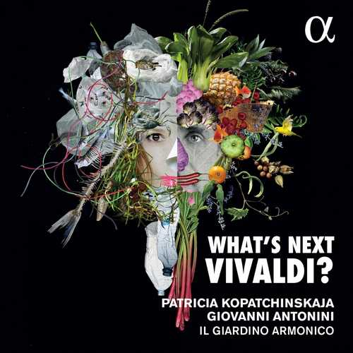 Antonini - What's Next Vivaldi? (24/192 FLAC)