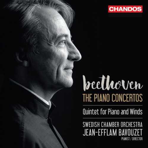 Bavouzet: Beethoven - The Piano Concertos (24/96 FLAC)
