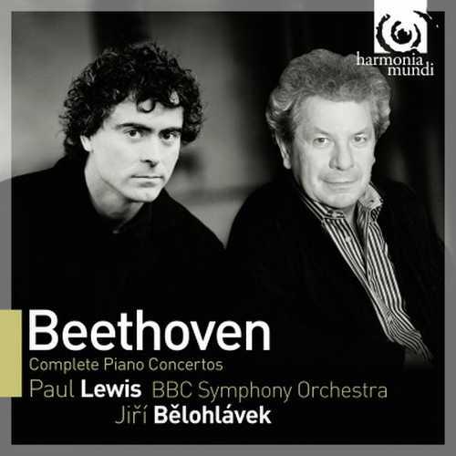 Lewis, Belohlávek: Beethoven - Complete Piano Concertos (24/44 FLAC)