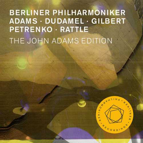 Berliner Philharmoniker: The John Adams Edition (24/96 FLAC)