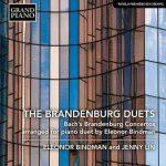 Bindman, Lin: The Brandenburg Duets  (24/192 FLAC)