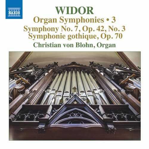 Blohn: Widor - Organ Symphonies vol.3 (24/96 FLAC)