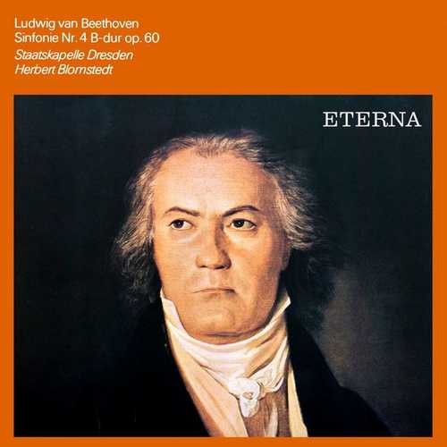 Blomstedt: Beethoven - Symphony no.4 (24/88 FLAC)