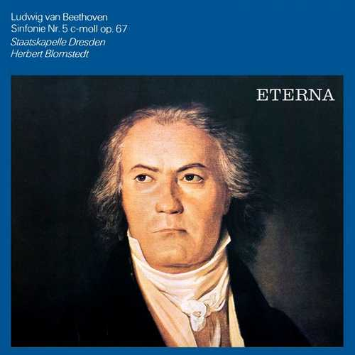 Blomstedt: Beethoven - Symphony no.5 (24/88 FLAC)