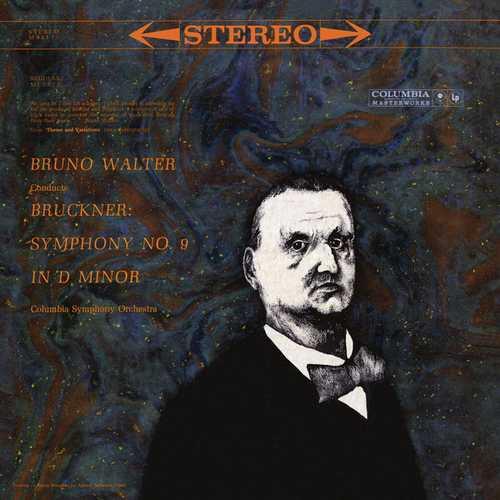 Walter: Bruckner - Symphony no.9. Remastered (24/96 FLAC)