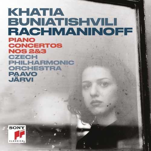 Buniatishvili, Jarvi: Rachmaninov - Piano Concerto no. 2 & 3 (24/96 FLAC)