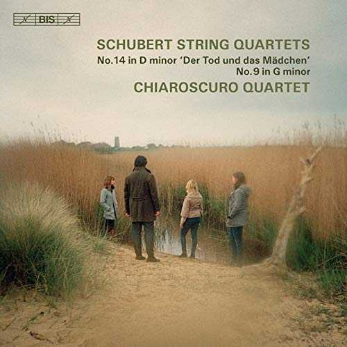 Chiaroscuro Quartet: Schubert - String Quartets no.14, 9 (24/96 FLAC)