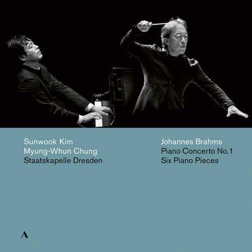 Kim, Chung: Brahms - Piano Concerto no.1, Six Piano Pieces (24/96 FLAC)