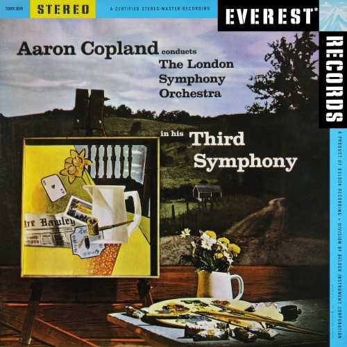 Aaron Copland - Third Symphony (24/192 FLAC)