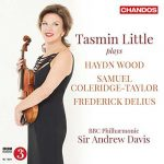 Davis: Tasmin Little Plays Wood, Coleridge-Taylor, Delius (24/96 FLAC)