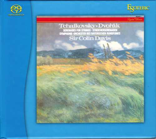 Davis: Tchaikovsky, Dvorak: Serenades for Strings (SACD)