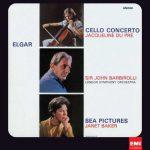 Du Pré, Barbirolli: Dvořák, Elgar - Cello Concertos (24/96 FLAC)