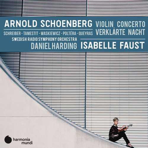 Schoenberg: Violin Concerto & Verklärte Nacht (24/48 FLAC)