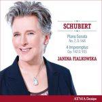 Fialkowska: Schubert - Piano Sonata no.7, 4 Impromptus (24/96 FLAC)