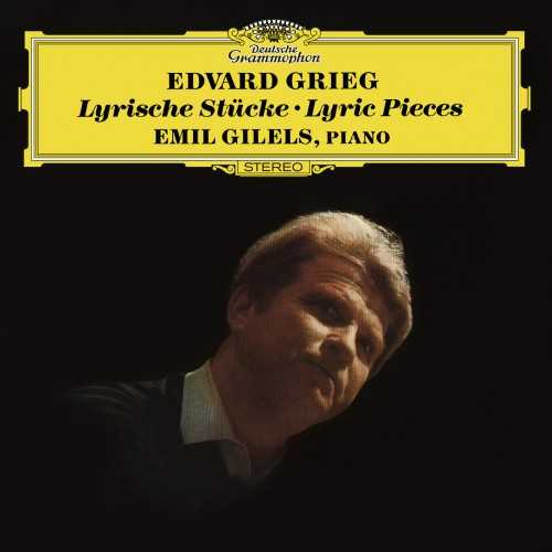 Gilels: Grieg - Lyric Pieces (24/96 FLAC)