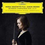 Gražinytė-Tyla: Weinberg - Symphonies no.2 & 21 (24/96 FLAC)