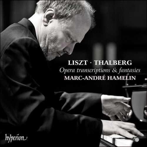 Hamelin: Liszt, Thalberg - Opera Transcriptions & Fantasies (24/192 FLAC)