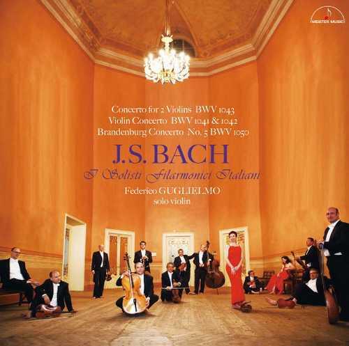 I Solisti Filarmonici Italiani: Bach Concertos (SACD)