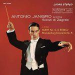 Janigro: Bach - Suite for Orchestra no.2, Brandenburg Concerto no.5 (24/192 FLAC)