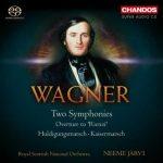 Järvi: Wagner - Two Symphonies, Overture to 'Rienzi', Huldigungsmarsch, Kaisermarsch (24/96 FLAC)
