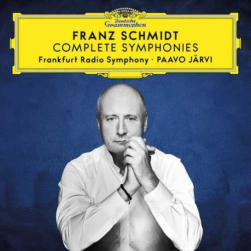 Järvi: Schmidt - Complete Symphonies (24/48 FLAC)