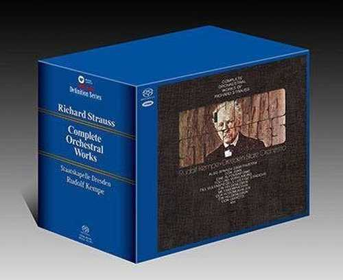 Kempe: Strauss - Complete Orchestral Works (SACD)