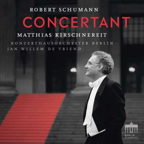 Kirschnereit, Vriend: Schumann - Concertant (24/88 FLAC)