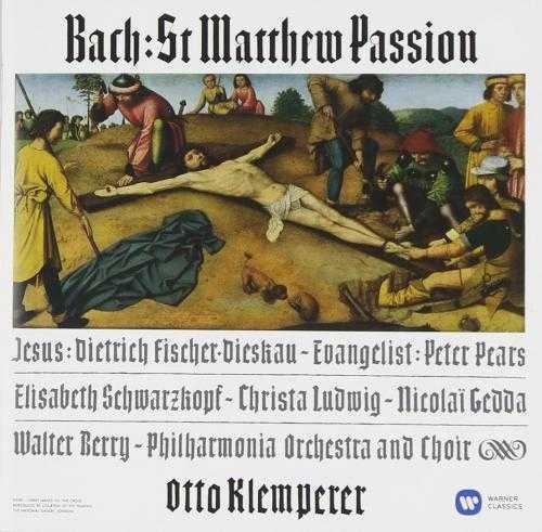 Klemperer: Bach - St. Matthew Passion (SACD)